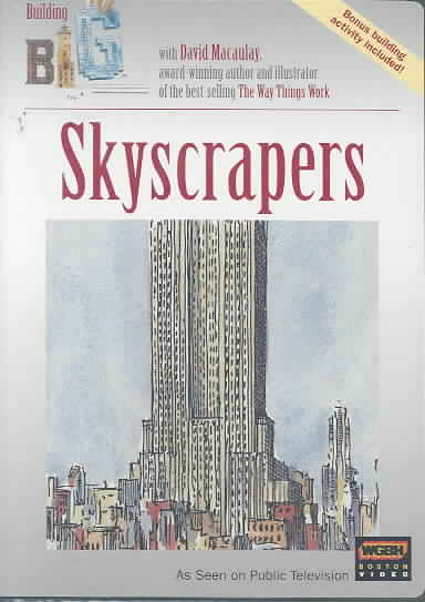 BUILDING BIG:SKYCRAPERS BY MACAULAY,DAVID (DVD)